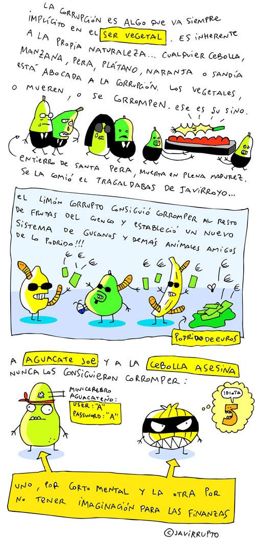 javirroyo corruptos 014 1b Corrupción en el cuenco!!!