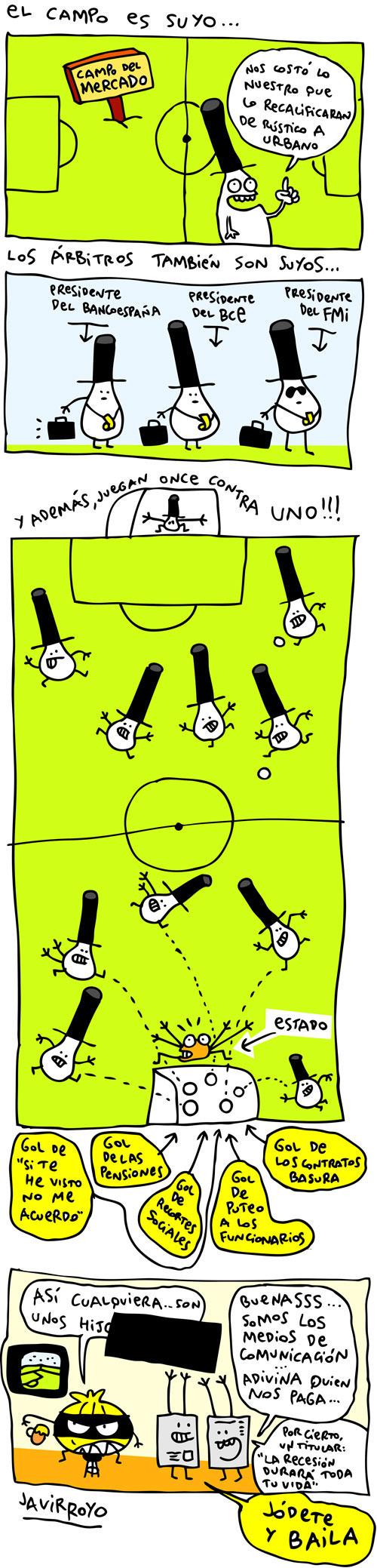 javirroyo futbol 38 1b Fuera de juego